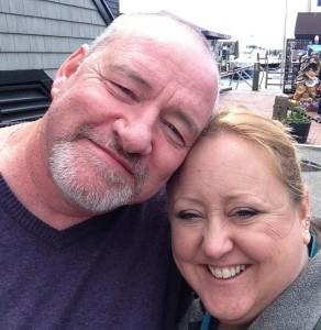 Bill and Lori