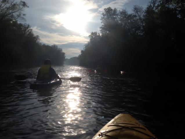 kayaking 5-11-15