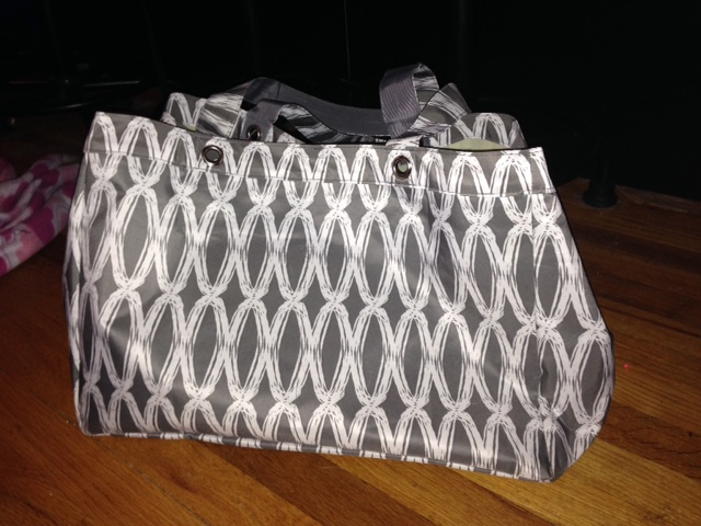Thirty-One Soft Sided Tote: http://mythirtyone.com/lorirogers